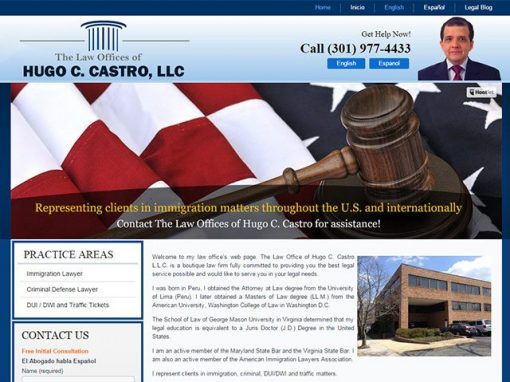 Law Firm Website Design