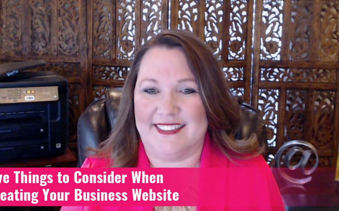 5 Things to Consider When Creating a Website in 2020