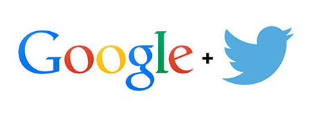 Google + Twitter in Mobile Search Results