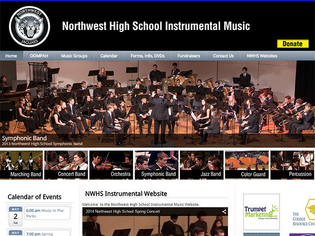 Northwest High School Instrumental Program