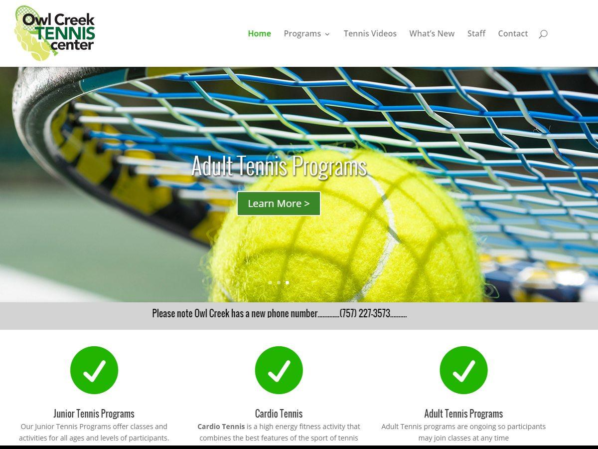 Tennis Web
